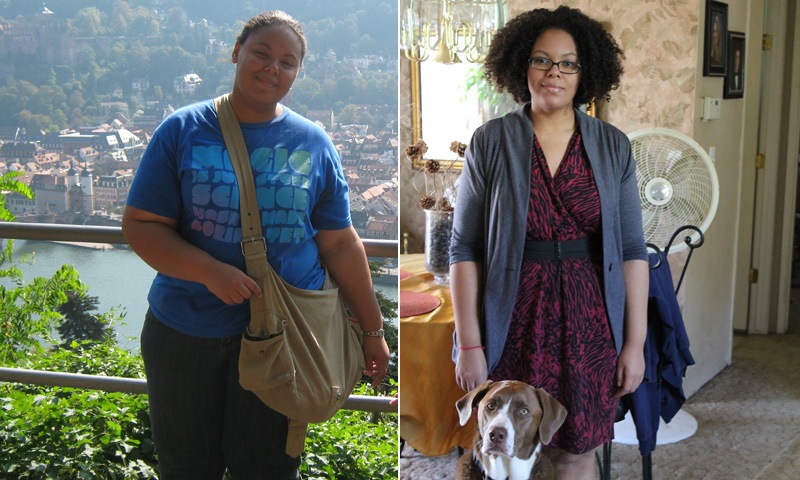 Great success story! Read before and after fitness transformation stories from women and men who hit weight loss goals and got THAT BODY with training and meal prep. Find inspiration, motivation, and workout tips | I Lost Weight: Janaye Murphy Learned From Her Moms Health Struggles And Lost 122 Pounds