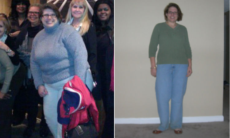 Great success story! Read before and after fitness transformation stories from women and men who hit weight loss goals and got THAT BODY with training and meal prep. Find inspiration, motivation, and workout tips | I Lost Weight: Jane Hopke Learned How To Control A Food Addiction And Lost More Than 100 Pounds