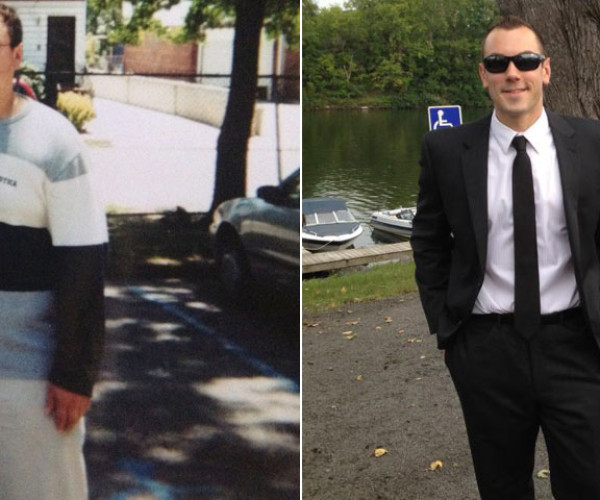 Jason Gerstenberger Lost 200 Pounds And Became A Personal Trainer