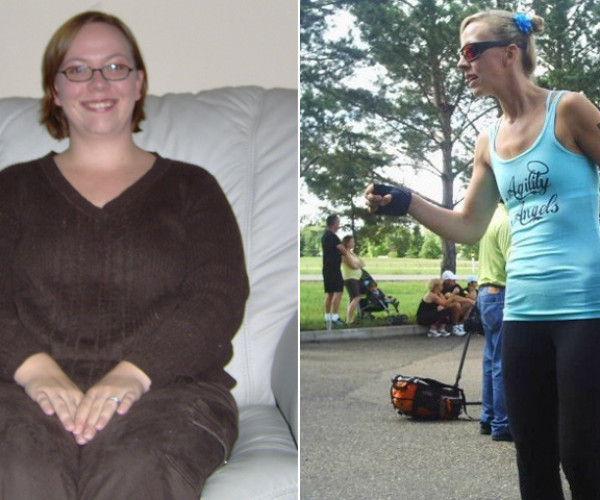 I Lost Weight: Jen Hamel Started Working Out At Home And Lost 70 Pounds