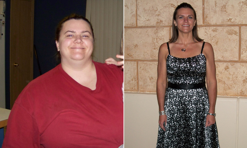 Great success story! Read before and after fitness transformation stories from women and men who hit weight loss goals and got THAT BODY with training and meal prep. Find inspiration, motivation, and workout tips | I Lost Weight: Jennifer Bonner Wanted To Set A Positive Example For Her Daughter And Lost 187 Pounds
