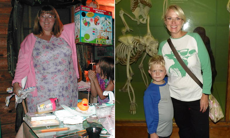 Great success story! Read before and after fitness transformation stories from women and men who hit weight loss goals and got THAT BODY with training and meal prep. Find inspiration, motivation, and workout tips | I Lost Weight: Jennifer Hodges Got Hooked On Group Fitness Classes And Lost 212 Pounds