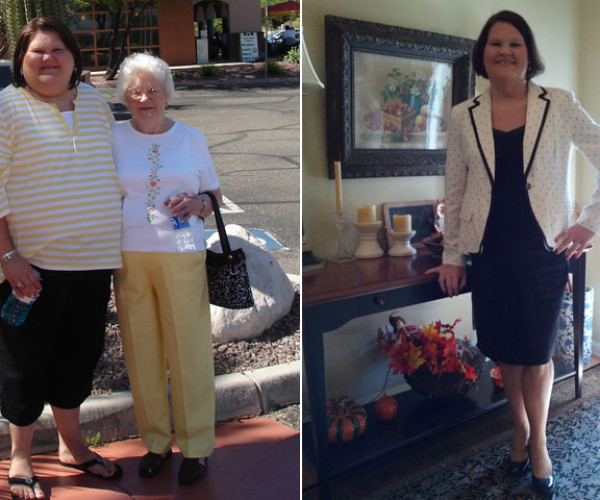 Jennifer Smith Changed How She Thought About Food And Lost 165 Pounds