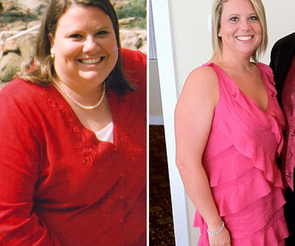104 Pounds Lost: Jennifer Leans on Lean Meat and Portion Control