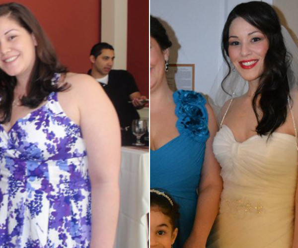 I Lost Weight: Jenny Reyes-Marsillo Learned To Love Exercise And Lost More Than 80 Pounds