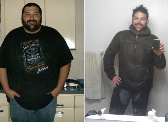 I Lost Weight: Jeremiah Looper Started Walking The Stairs At Work And Lost 142 Pounds