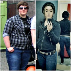 Great success story! Read before and after fitness transformation stories from women and men who hit weight loss goals and got THAT BODY with training and meal prep. Find inspiration, motivation, and workout tips | Jesss Health and Wellness Overhaul