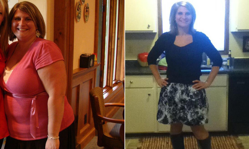 Great success story! Read before and after fitness transformation stories from women and men who hit weight loss goals and got THAT BODY with training and meal prep. Find inspiration, motivation, and workout tips | I Lost Weight: Jessica Pancheri Was Inspired By A Rocky Marriage To Lose 107 Pounds