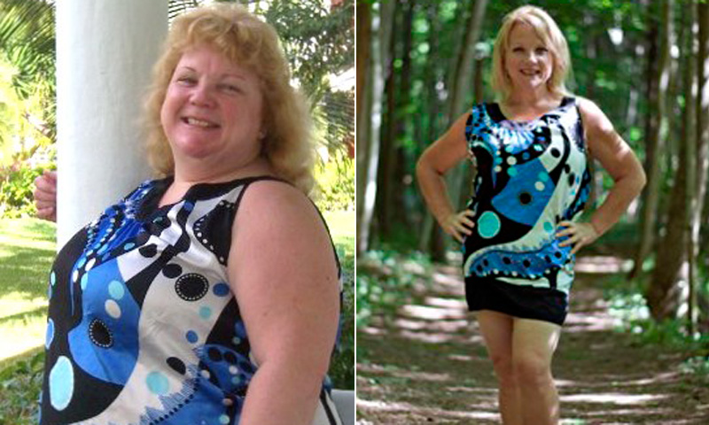 Great success story! Read before and after fitness transformation stories from women and men who hit weight loss goals and got THAT BODY with training and meal prep. Find inspiration, motivation, and workout tips | I Lost Weight: Joan Minnery Wanted To Be There For Her Son And Lost 163 Pounds