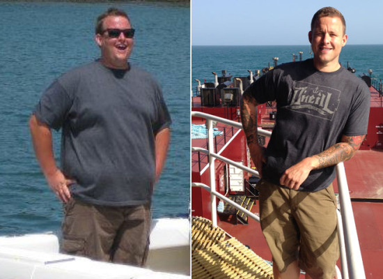 I Lost Weight: John M. Brown Lost 130 Pounds With The Help Of A Paleo Diet