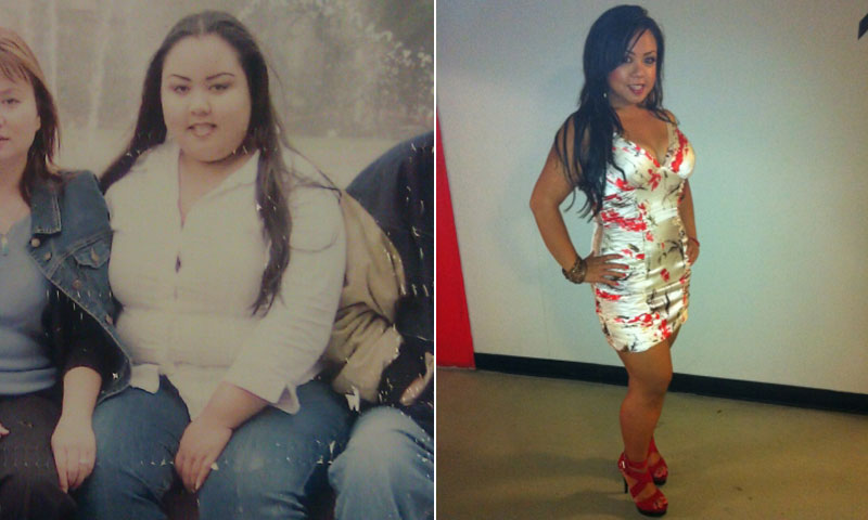 Great success story! Read before and after fitness transformation stories from women and men who hit weight loss goals and got THAT BODY with training and meal prep. Find inspiration, motivation, and workout tips | Julie Nguyen Quit Smoking Cold Turkey To Be Able To Run And Lost 105 Pounds