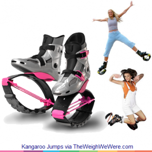 Kangoo Jumps – the Rebound Shoes that Help You Get Fit