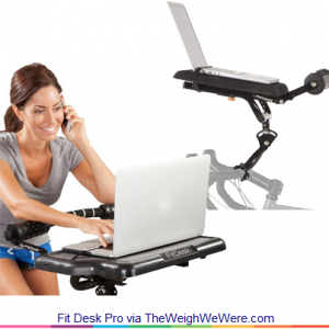 Fit Desk Pro – the Efficient Way to Train on Your Indoor Bike
