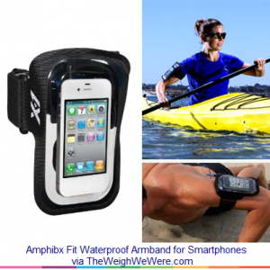 Amphibx Fit Waterproof Armband for Smartphones – Your Secure Underwater Smartphone Case