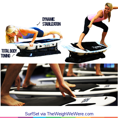 Great success story! Read before and after fitness transformation stories from women and men who hit weight loss goals and got THAT BODY with training and meal prep. Find inspiration, motivation, and workout tips | SurfSet (classes and buy a board for home use $550)