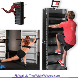 Fit Wall – the Vertical Training System