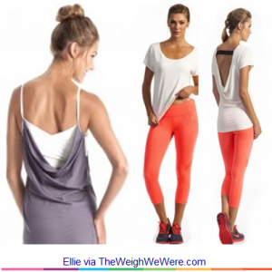 Ellie – Fashion-forward Fitness Attire