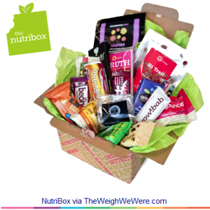 NutriBox – the Healthy Snack Box Delivered to Your Door
