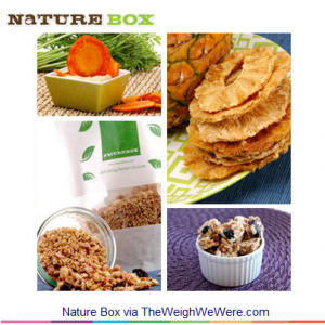 Nature Box – the Healthy Snacks You Want to Receive Every Month