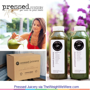 Pressed Juicery – the Juices that Cleanse and Nourish