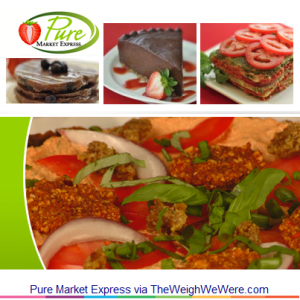 Market Express – Your Personal Chef that Helps You Go Raw