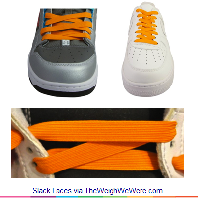 Great success story! Read before and after fitness transformation stories from women and men who hit weight loss goals and got THAT BODY with training and meal prep. Find inspiration, motivation, and workout tips   Slack Laces – Simple Elastic Laces for Happy Feet