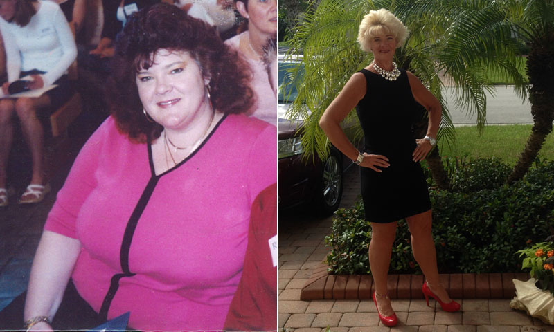Great success story! Read before and after fitness transformation stories from women and men who hit weight loss goals and got THAT BODY with training and meal prep. Find inspiration, motivation, and workout tips | How Mindfulness Helped Kathleen Fee Lose 140 Pounds