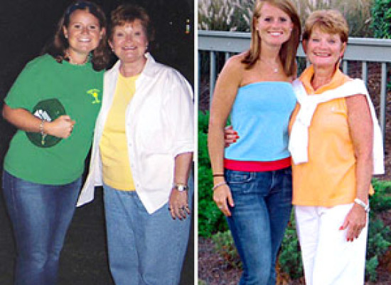 Diet Success Stories: How I Lost Weight – Kathy Fendley & Emily Jenkins