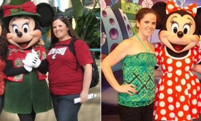 I Lost Weight: Katie Regan Discovered A Love Of Group Fitness And Lost 80 Pounds