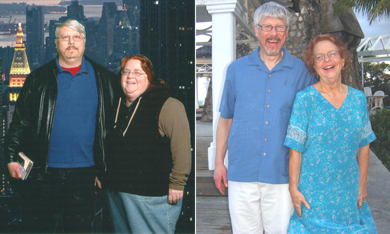 Great success story! Read before and after fitness transformation stories from women and men who hit weight loss goals and got THAT BODY with training and meal prep. Find inspiration, motivation, and workout tips | I Lost Weight: Kay Alexander Survived A Health Scare And Lost Almost 140 Pounds