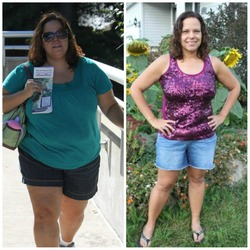 Great success story! Read before and after fitness transformation stories from women and men who hit weight loss goals and got THAT BODY with training and meal prep. Find inspiration, motivation, and workout tips | The Obesity Trend in My Family Ends With Me!