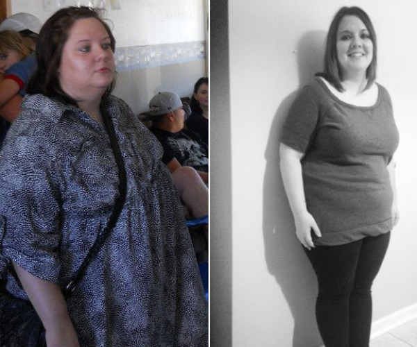 While Searching For Happiness, Krissie Zeutenhorst Lost 75 Pounds