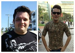 Great success story! Read before and after fitness transformation stories from women and men who hit weight loss goals and got THAT BODY with training and meal prep. Find inspiration, motivation, and workout tips | Hooked on Exercise