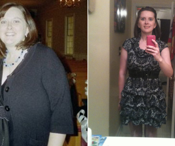I Lost Weight: An Office Competition Helped Leah Smith Lose 122 Pounds