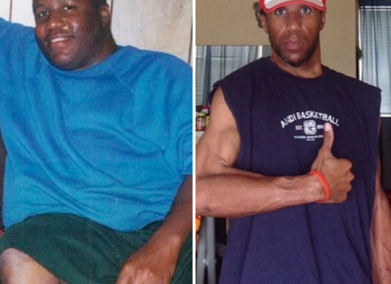 170 Pounds Lost: Dr. Lee Coleman, Jr. Walks the Weight Off — And Sets an Example