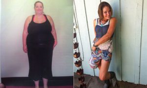 I Lost Weight: Leigh Mount Gave Up Cheesy, Processed Snacks And Lost 183 Pounds