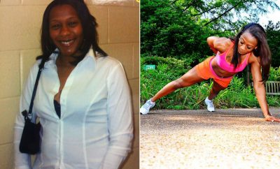 75 Pounds Lighter, Levoris Anderson Is Now A Figure Competitor