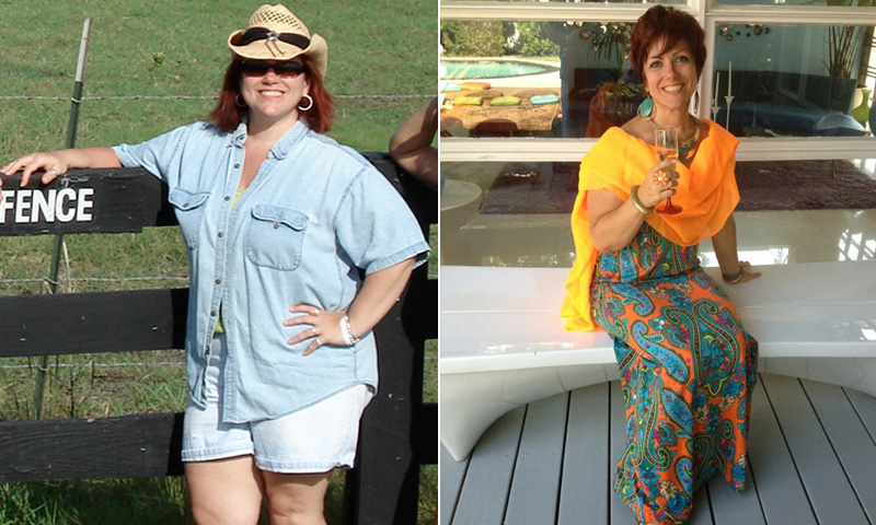 Great success story! Read before and after fitness transformation stories from women and men who hit weight loss goals and got THAT BODY with training and meal prep. Find inspiration, motivation, and workout tips   I Lost Weight: Lisa Fox Found Foods That Kept Her Full Longer And Lost 80 Pounds
