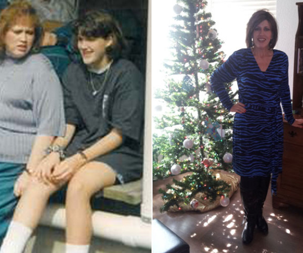 To Be A Better Role Model For Her Daughter, Lisa Taylor Lost 112 Pounds