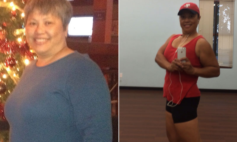 Great success story! Read before and after fitness transformation stories from women and men who hit weight loss goals and got THAT BODY with training and meal prep. Find inspiration, motivation, and workout tips | After Losing Her Job And Relationship, Lorraine Lorio Shed 60 Pounds
