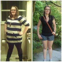 Great success story! Read before and after fitness transformation stories from women and men who hit weight loss goals and got THAT BODY with training and meal prep. Find inspiration, motivation, and workout tips | Staying on Track After 100 Pound Weight Loss
