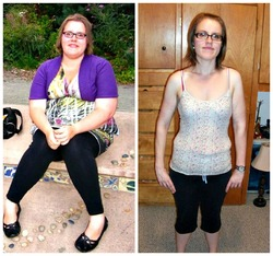 Setting Small Goals to Lose 100 Pounds