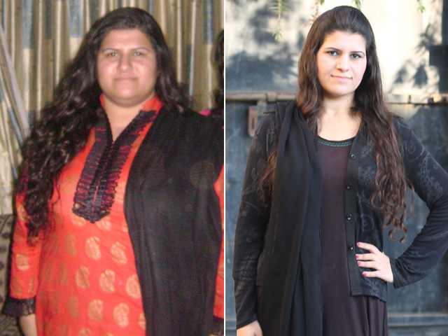 Great success story! Read before and after fitness transformation stories from women and men who hit weight loss goals and got THAT BODY with training and meal prep. Find inspiration, motivation, and workout tips | I Lost Weight: Maddy Dilawar Was Determined To Make A Change And Lost 105 Pounds