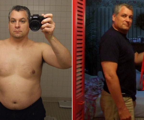 I Lost Weight: Marc Kohn Committed To Physical Activity And Lost 70 Pounds