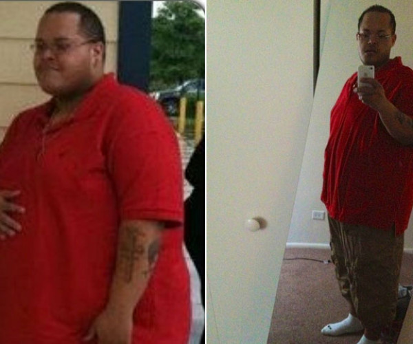 I Lost Weight: Marqus Taylor Lost 160 Pounds — And Plans To Lose At Least 120 More