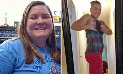 64 Pounds Lost: Mary Mixes It Up With a Personal Trainer