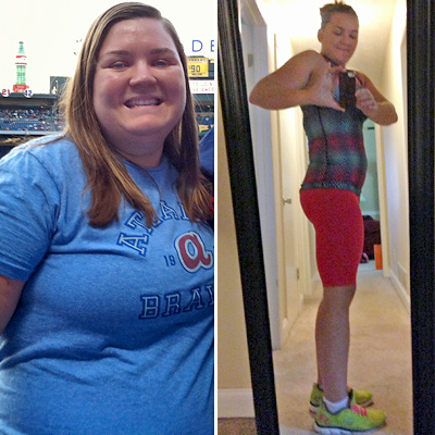 Great success story! Read before and after fitness transformation stories from women and men who hit weight loss goals and got THAT BODY with training and meal prep. Find inspiration, motivation, and workout tips | 64 Pounds Lost: Mary Mixes It Up With a Personal Trainer