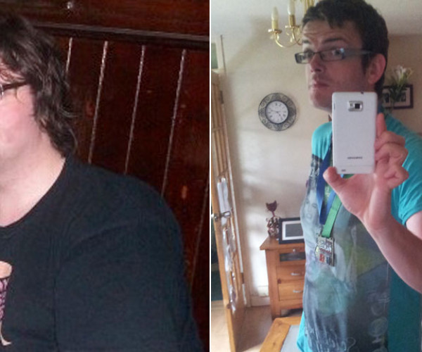 I Lost Weight: Matt Waterworth Learned To Love Running And Lost 80 Pounds