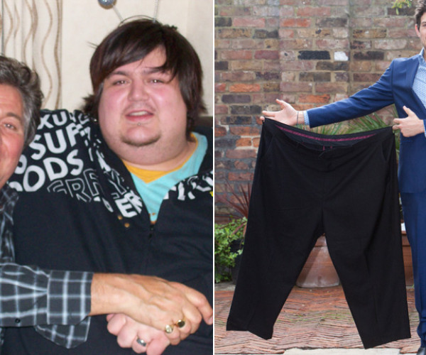 I Lost Weight: After Seeing Himself In A New Light On Facebook, Matthew Briggs Lost 245 Pounds