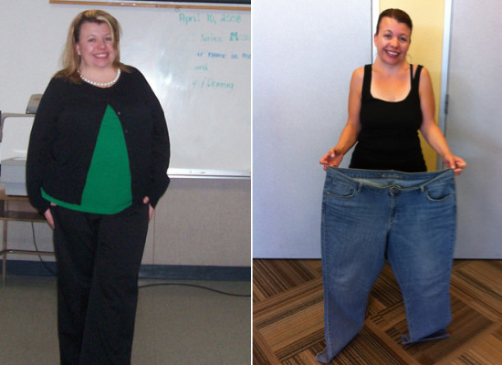 I Lost Weight: Working With A Trainer Helped Megan Cooper Lose 90 Pounds